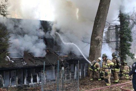 1 dead in McLean house fire