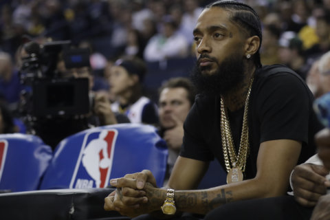 Rapper Nipsey Hussle dead after a shooting near his Los Angeles clothing store