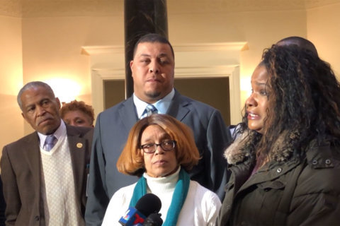 Calls for Maryland delegate to resign over use of racial slur persist after censure