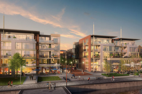 Restaurants approved for Old Town Alexandria's ritzy Robinson Landing
