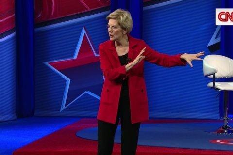 Five takeaways from Elizabeth Warren's CNN town hall