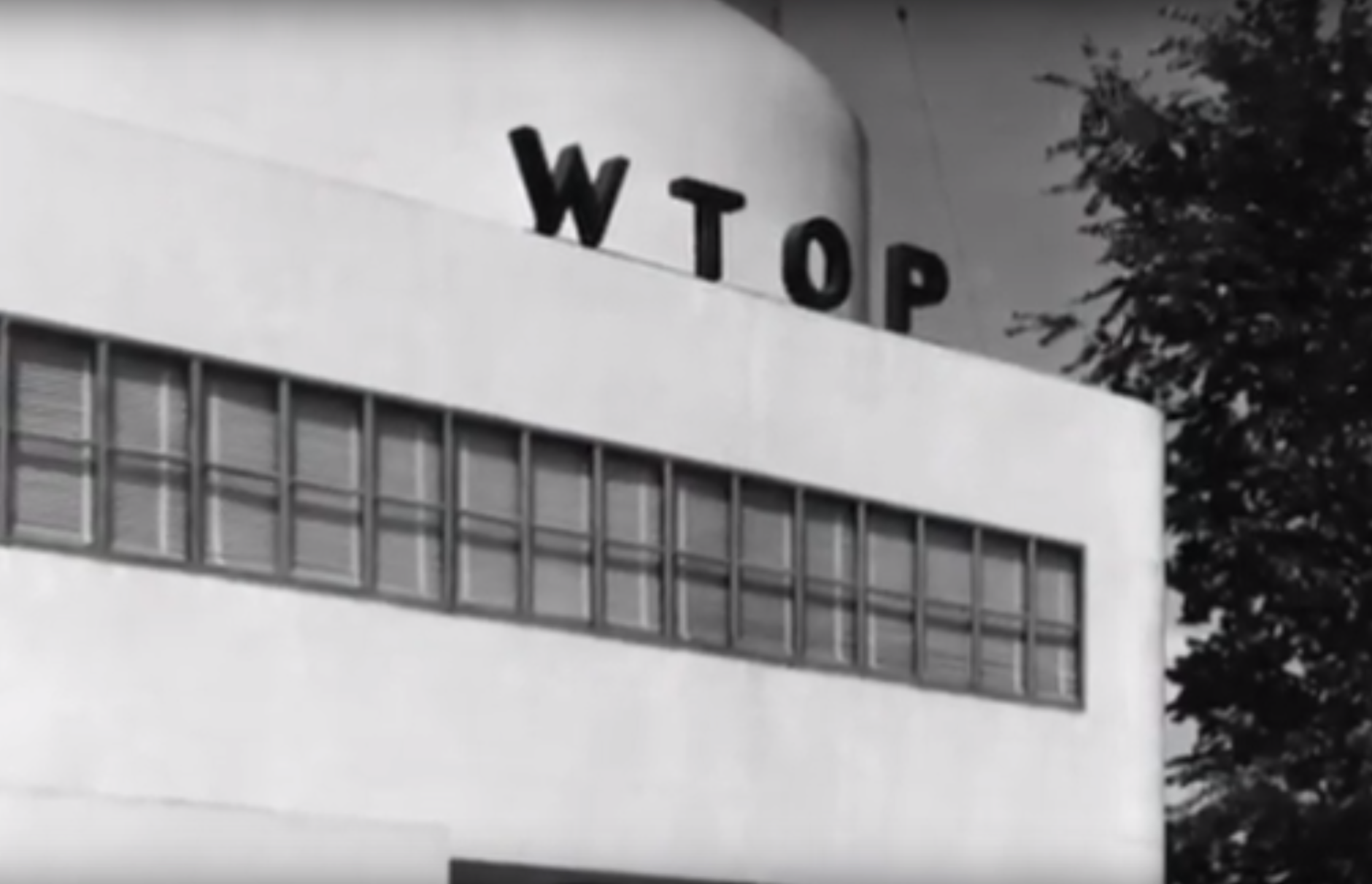 Back when it was on 1500 AM, WTOP broadcast from a tower in Wheaton, Maryland. It has since moved to transmitting from near the American University campus, and WFED (a.k.a. Federal News Network) now broadcasts from there. (File photo)