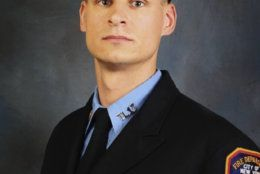 Christopher Slutman served with the FDNY for 15 years. (Courtesy New York City Fire Department)