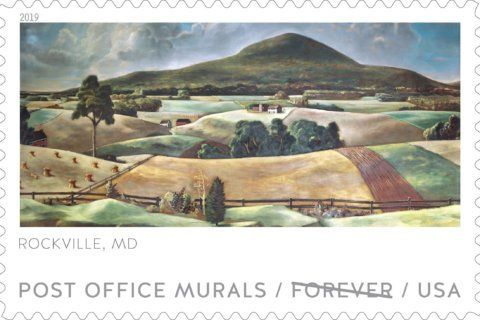 Stamp of approval: Sugarloaf Mountain featured in new USPS series