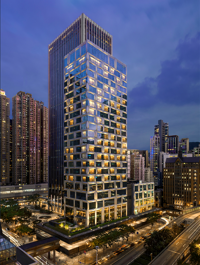 Marriott expects to add more than 1,700 additional hotels by the end of 2021, including 320 hotels in the Asia Pacific region. (Courtesy Marriott)
