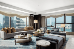 Marriott ended the final quarter of 2018 with 1.69 million hotel rooms either open or in the pipeline. (Courtesy Marriott)