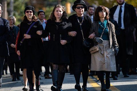 How woman who lost mother-in-law in Pittsburgh synagogue shooting aims to fight anti-Semitism during Passover