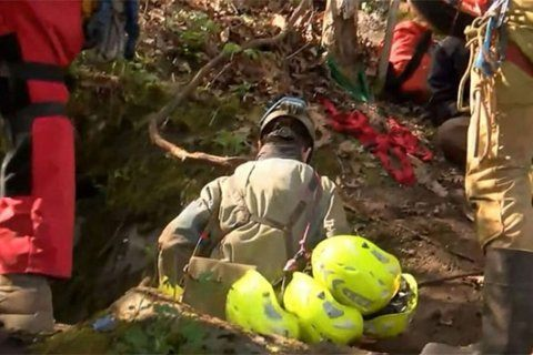 5 people trapped in Virginia cave rescued: Officials