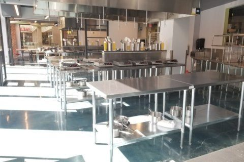 New cooking classroom 'Cookology' now open in Ballston Quarter