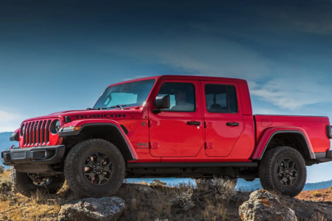 Everything you need to know about the new Jeep Gladiator