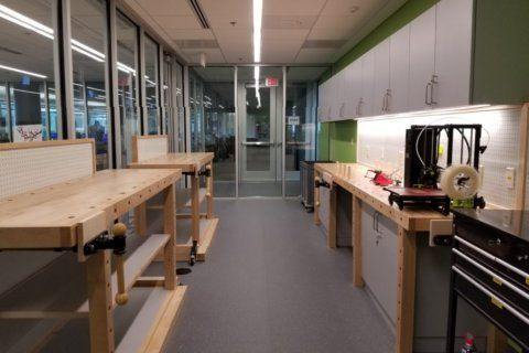 Arlington Public Library opens free makerspace
