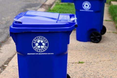 Arlington County ditches glass recycling