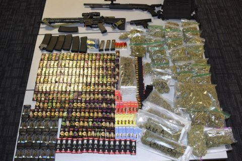 BREAKING: Police Find Weapons, Drug Stash in Reston Brothers' Home