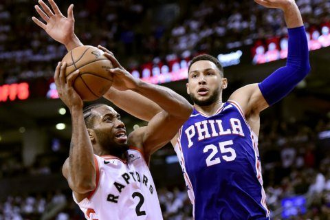 How to slow Leonard? 76ers' Brown knows it won't be easy