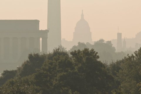 DC, nearby counties receive failing grade for healthy air