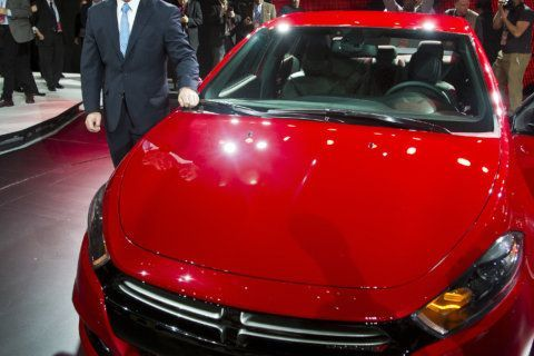 300K Dodge Darts recalled because they could roll away