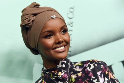 Halima Aden to wear hijab, burkini in Sports Illustrated swimsuit issue