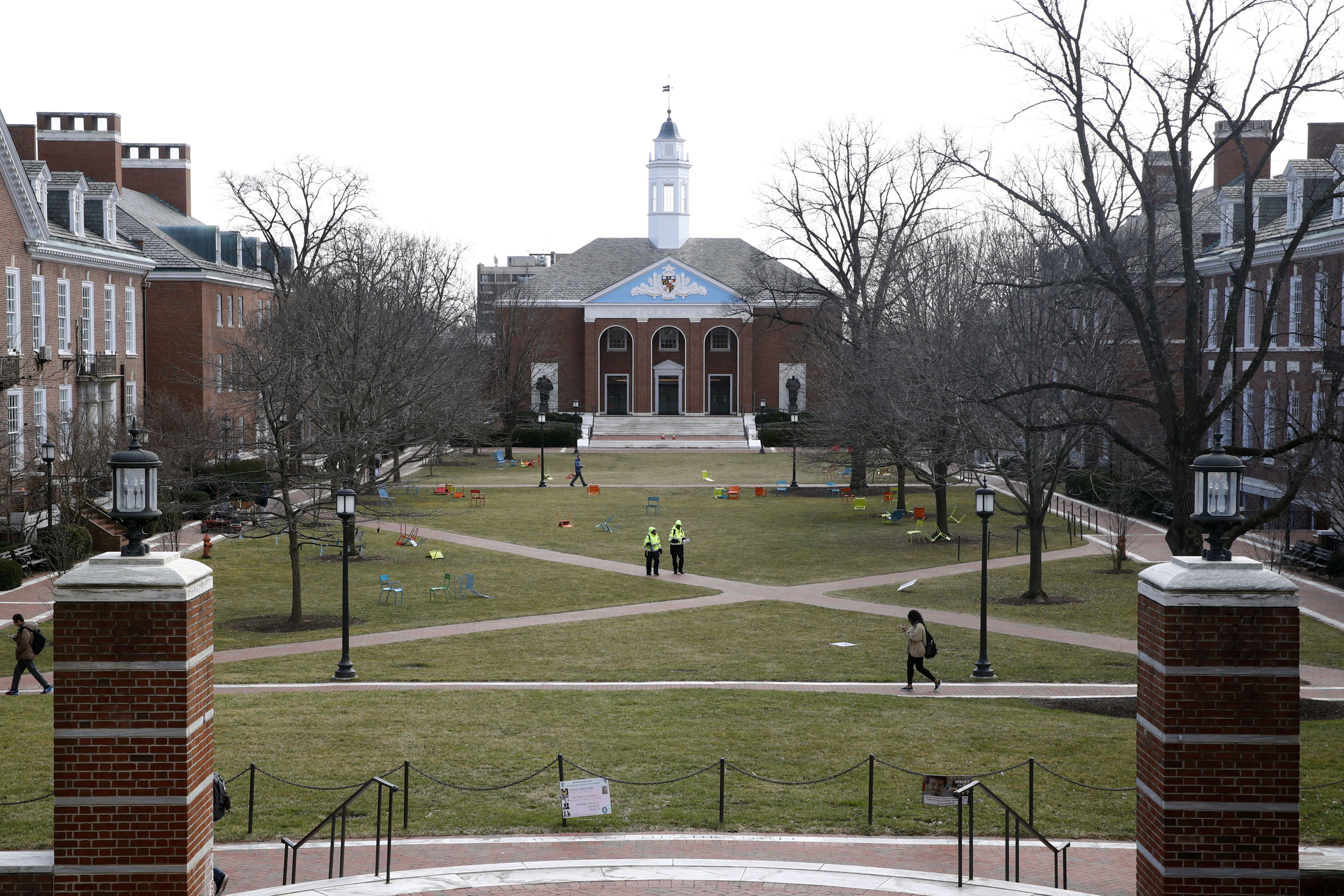 Where DC-area schools rank on new 'Top Colleges' list