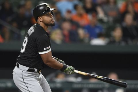 Abreu HR, 5 RBIs helps White Sox crush Orioles 12-2