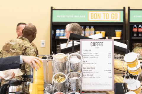 Au Bon Pain opens in Cannon building, more Capitol Hill additions coming