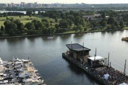 This year's Jazz Fest will include performances at the Wharf. (Courtesy D.C. Jazz Festival)