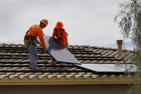 In coming years, Montgomery Co. may require solar panels on homes