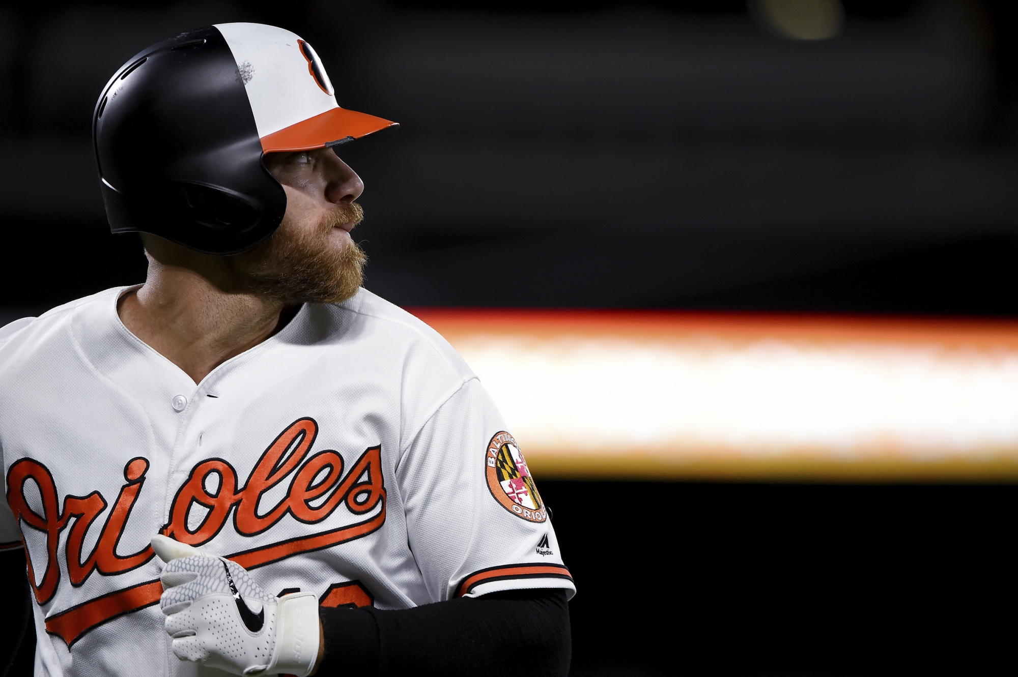 on sale ca769 fafe7 Chris Davis' agonizing, inescapable, historic slump | WTOP