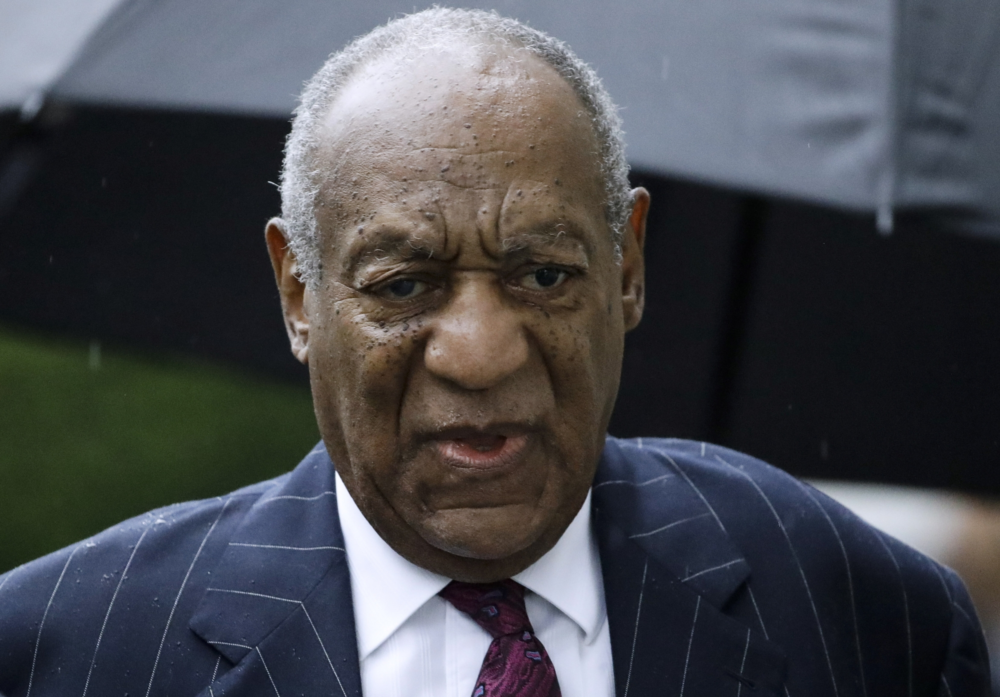 The Latest: Cosby's lawyers say his insurer OK'd ...