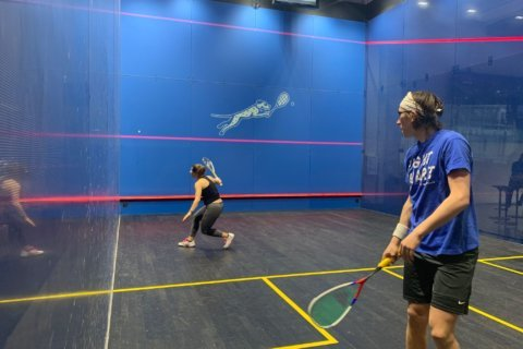 Not just for snobs: DC club wants to bring squash to the masses