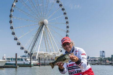 Go fish: Springtime around DC means world-class fishing