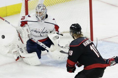Under pressure: Washington Capitals seek response in Game 4