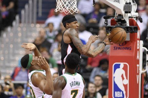 Beal averages 25-5-5; Wizards lose 50th, 116-110 to Celtics