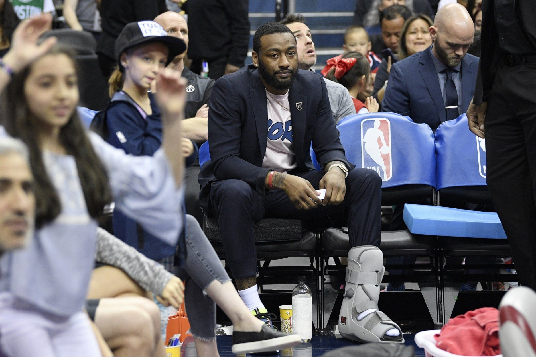 <p><strong>Will John Wall ever be John Wall again?</strong></p> <p>This has been a pleasantly surprising (if not competitive) Wizards season, with potential future mainstays like Dāvis Bertāns and role players like Jordan McRae and Garrison Mathews emerging alongside promising rookie Rui Hachimura. But none of the above would have the kind of instant infusion of promise to Washington's future as the return of a healthy, fully operational John Wall. Beset by multiple surgeries, Wall last played a full season in 2016-17, but he's still not even 30. If he can return to his previous playmaking ways with a solid core around him and Bradley Beal, the Wizards could jump right back into the playoff mix next year. If not? That supermax extension could become an albatross that even masterful salary cap dodging can't overcome.</p>