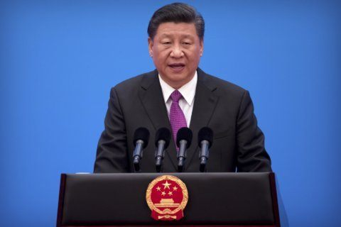China's Xi Jinping praises a historic student protest that could never happen today