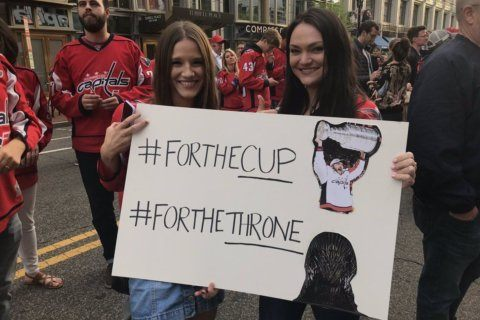 PHOTOS: Reactions from Caps fans turn from optimism to shock in Game 7