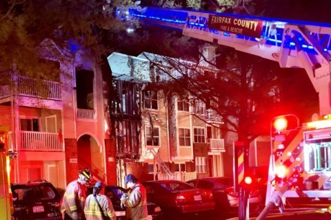 Man who died in Centreville fire identified