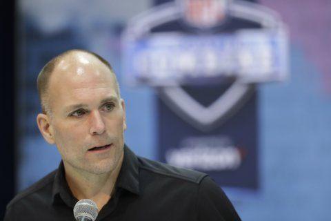 Rookie GM DeCosta takes reins from Newsome in Ravens draft