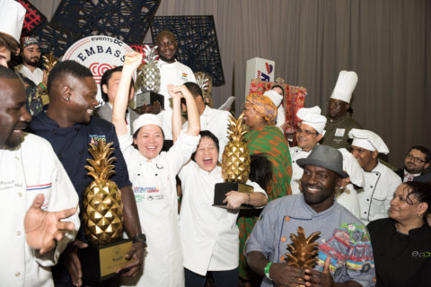 Get a taste of the world at annual Embassy Chef Challenge