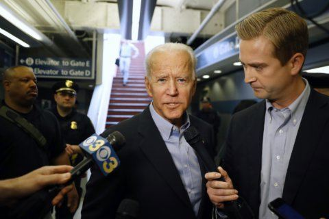 In Charlottesville, reaction to Biden announcement video is mixed