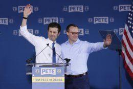 Pete Buttigieg, Chasten Glezman