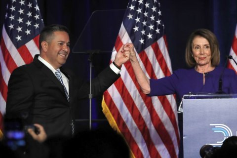 4th ranked House leader seeks US Senate seat in New Mexico