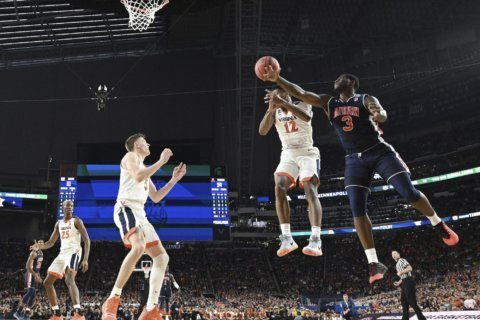 Virginia, Texas Tech get defensive to move to title game
