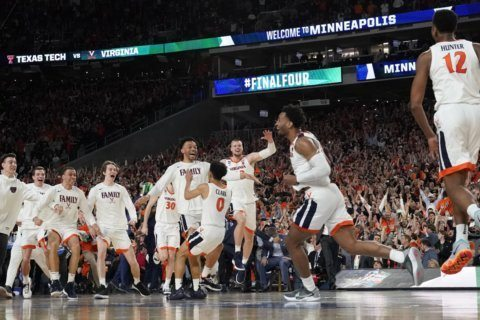 Analysis: Offensive adjustments lead Virginia to first title