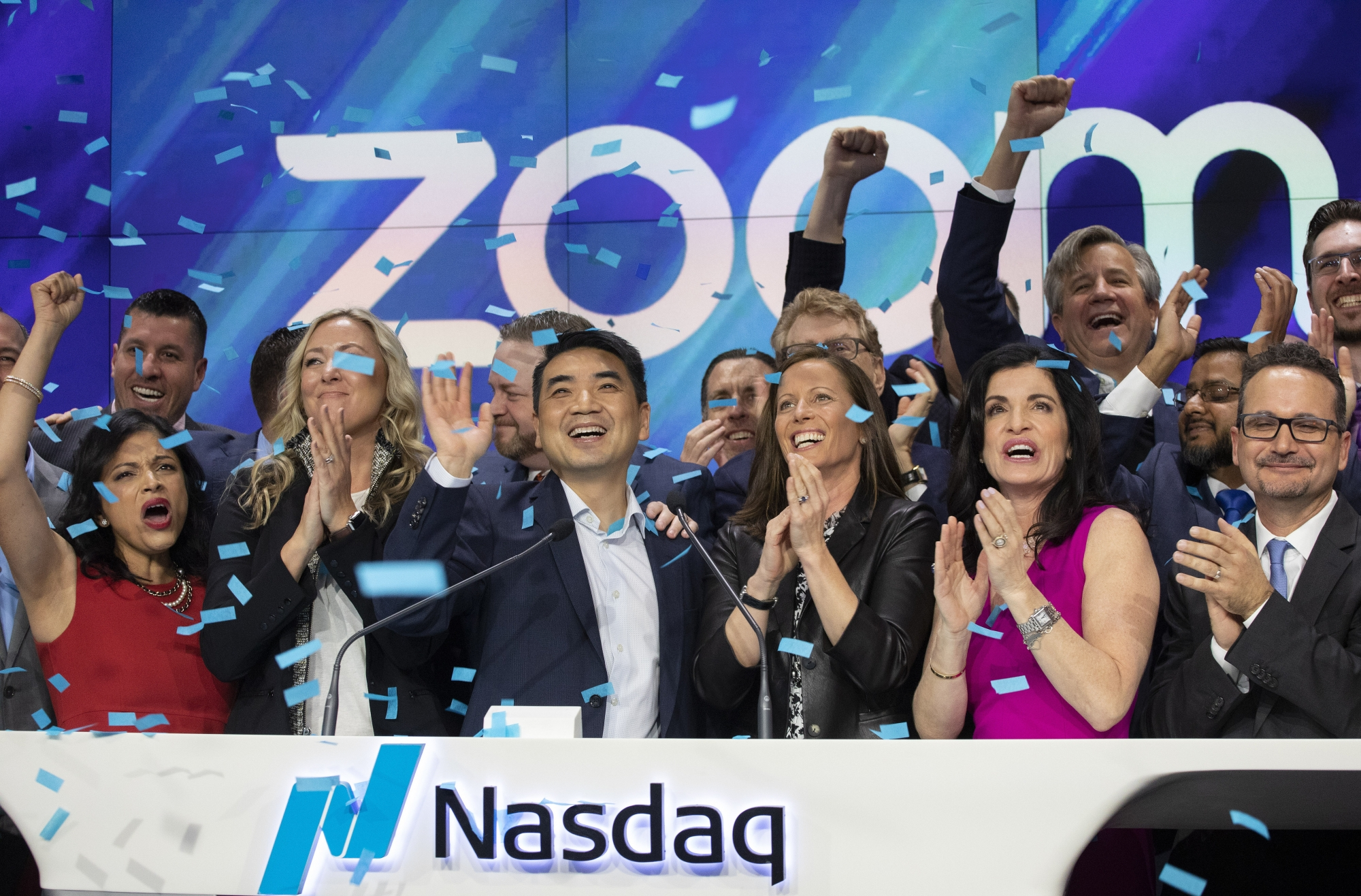 IPO mania: Zoom zooms, Pinterest pins down Wall Street | WTOP
