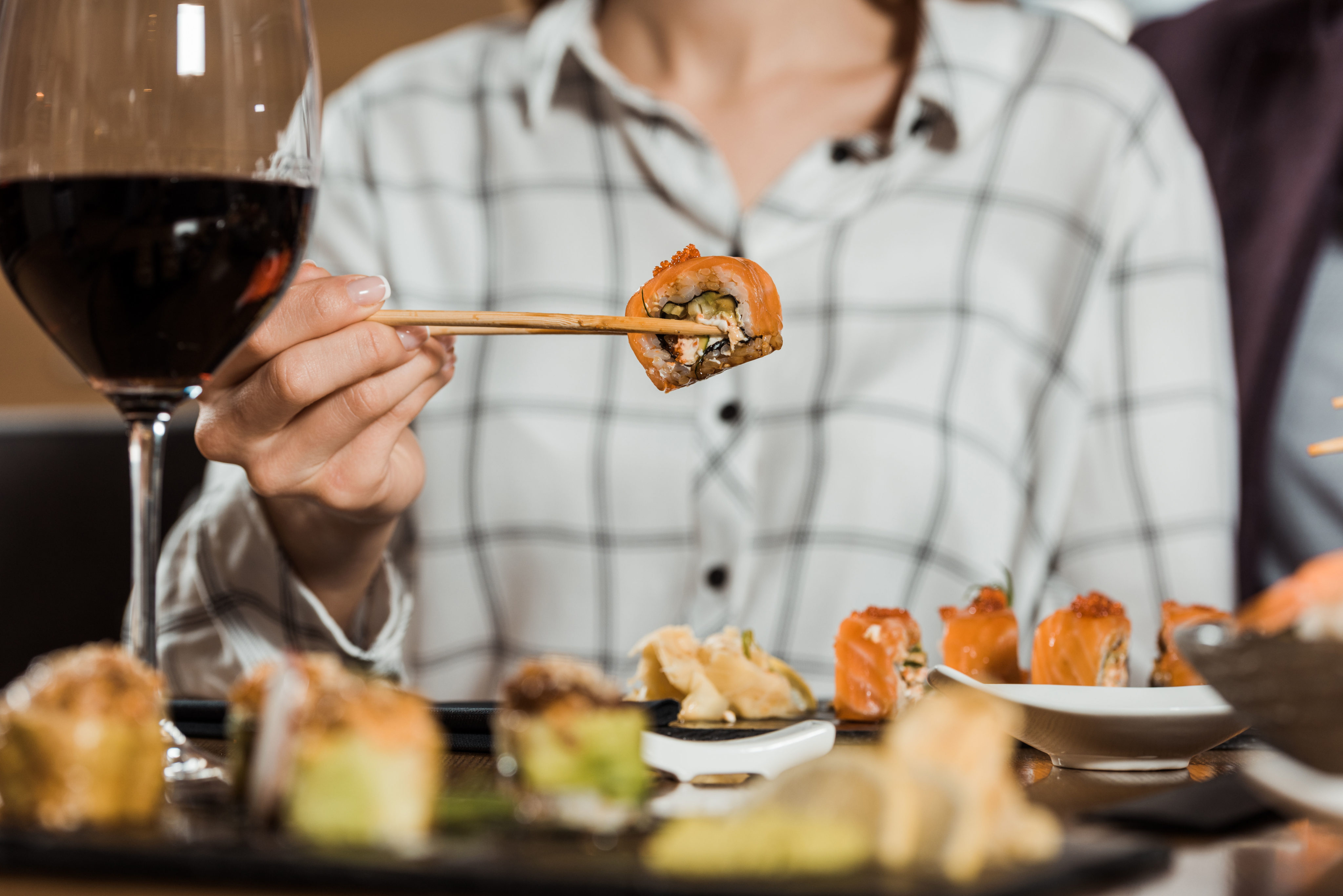 Wine Of The Week: Sushi Wines