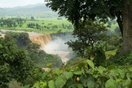 Blue Nile falls (Getty Images/iStockphoto)