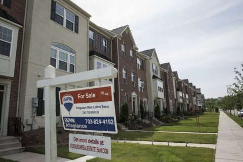 DC is not a homebuyer's market, but it might be moving that way
