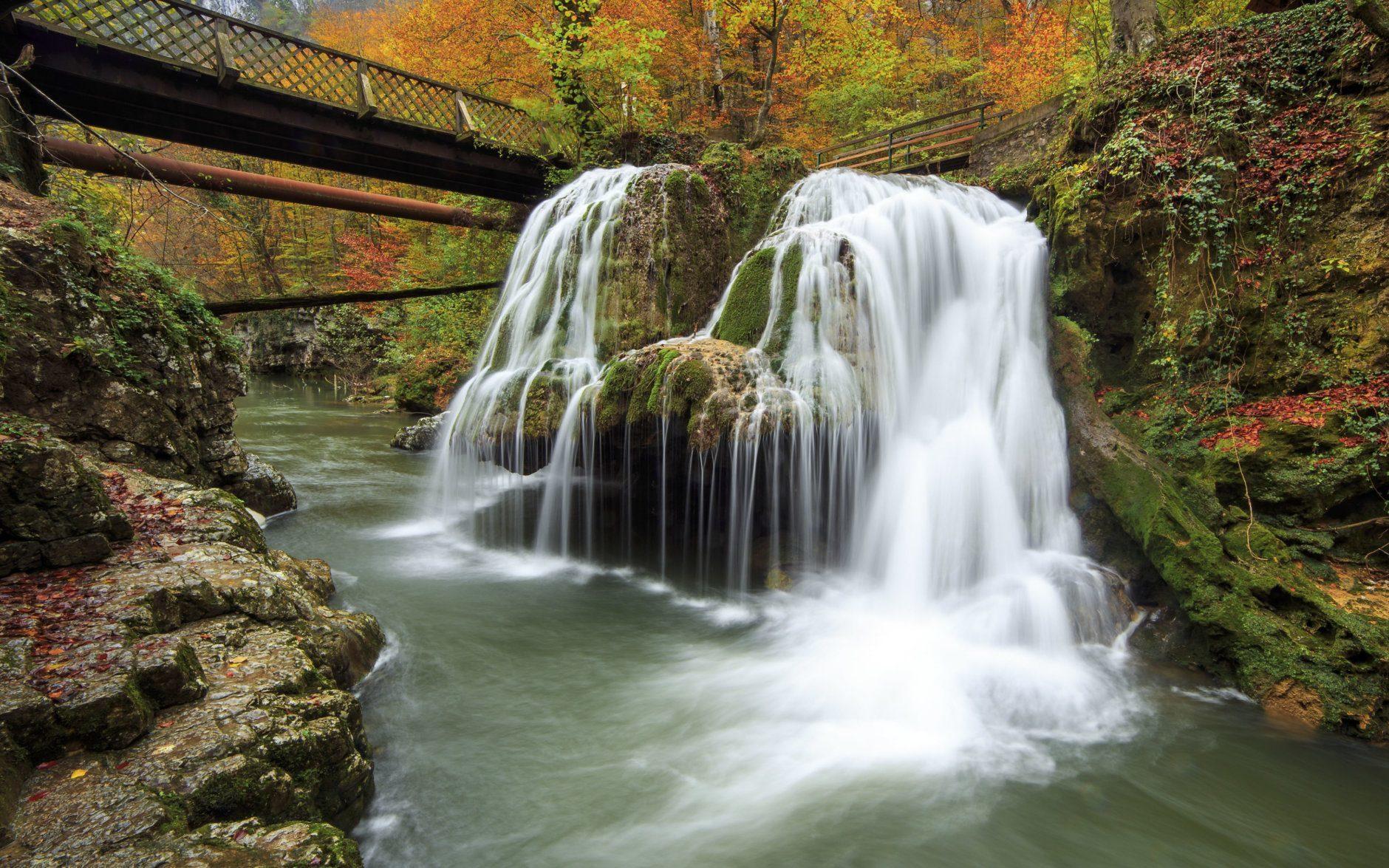Bigar waterfall,Romania
