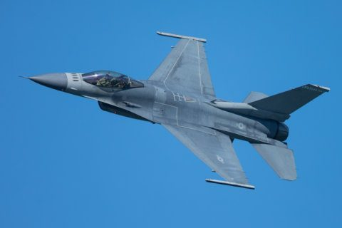 NORAD dispatches F-16s to intercept DC airspace violation