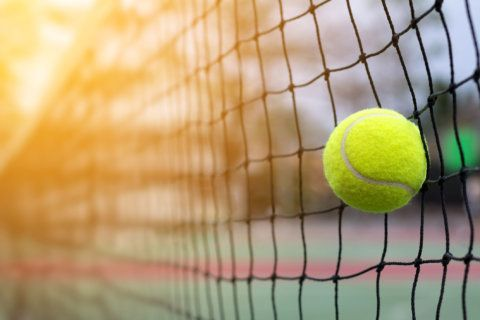 Belgian tennis player gets 1-month ban for betting